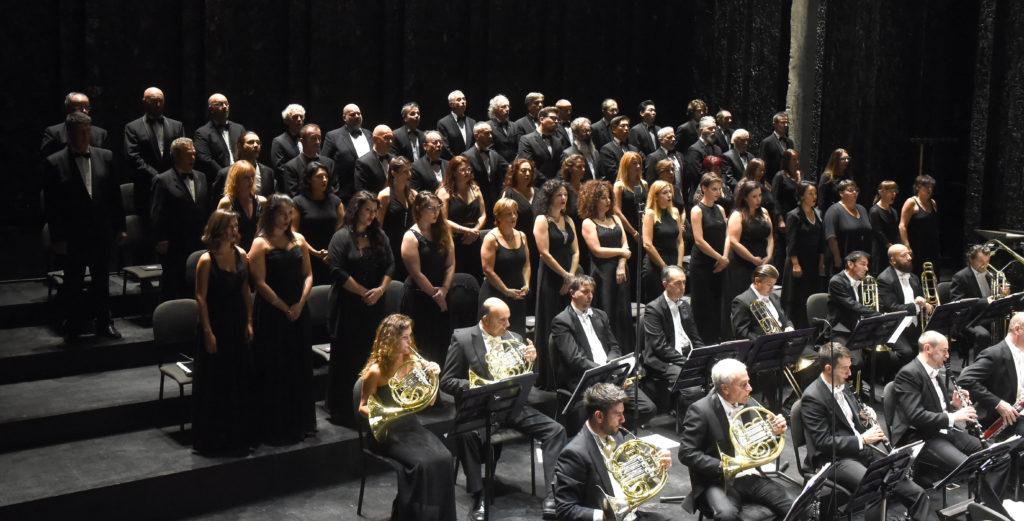 Choeur de l'Opéra de Parme