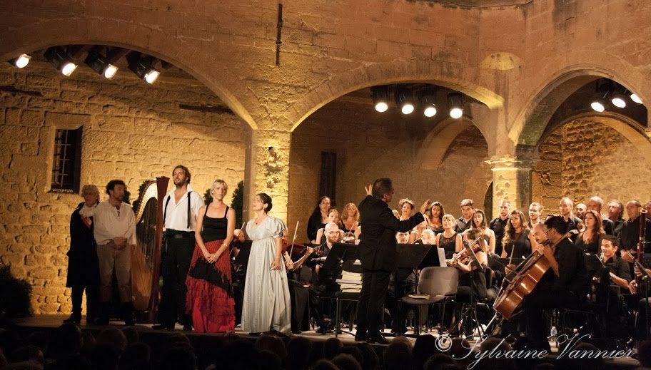 Festival d'Art Lyrique de Salon de Provence 2016